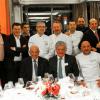 10 éme Dîner des Chefs » Glénat » au Pavillon Ledoyen