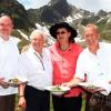 Le Chemin de Saint-Jacques culinaire dans le Tyrol Autrichien avec 5 chefs étoilés dont Marc Veyrat