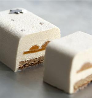 Buche de noel au chocolat cyril lignac